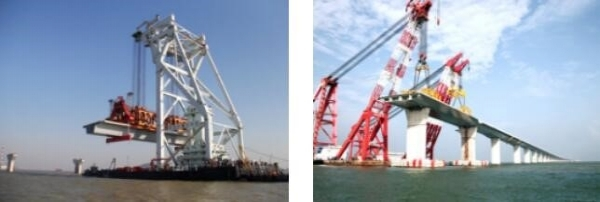 大金四氟型氟碳樹脂為港珠澳大橋保駕護航